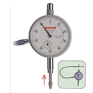 Dial indicator gauges 107F-RE