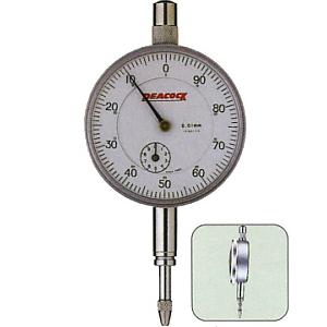Dial indicator gauges 107F-T