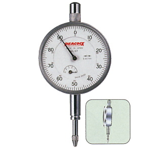 Dial indicator gauges 57F