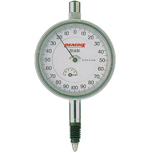 Peacock Standard Dial Gauges 0 001mm, 0 005mm | Apco Tool & Gauge